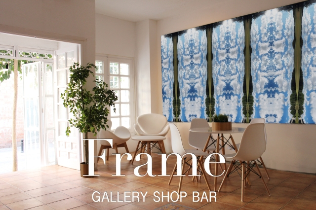 Frame gallery bar shop